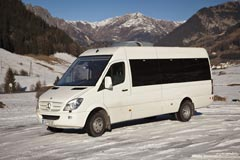 Reisebus Mercedes Benz Super Sprinter 519 Transfer