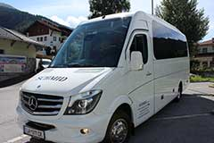 "Mercedes Benz Super Sprinter 519 ""Grande Capri"""