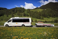 Reisebus Mercedes Benz Super Sprinter XL519 Travel
