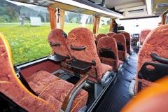 Reisebus Mercedes Benz Super Sprinter XL519 Travel