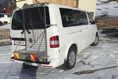 VW Caravelle Comfortline 4-motion LR long mini-buses