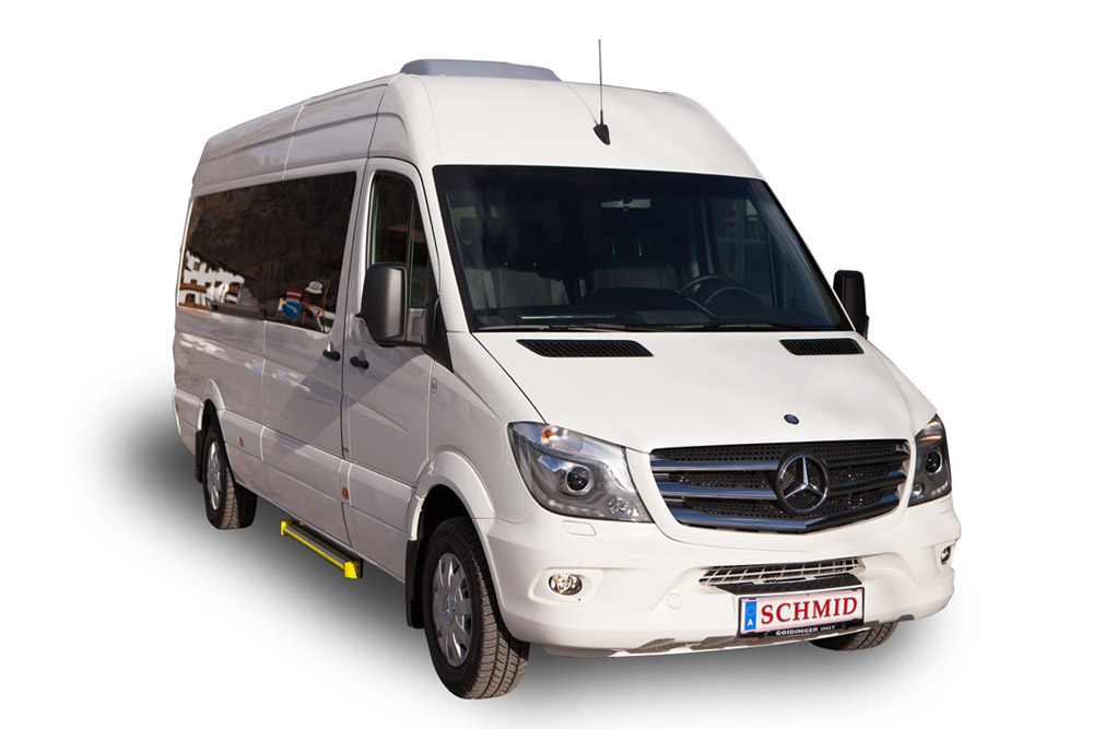 Coach & taxi services - Vehicle fleet - coaches and taxis