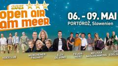 Open Air am Meer 06. - 09.05.2021